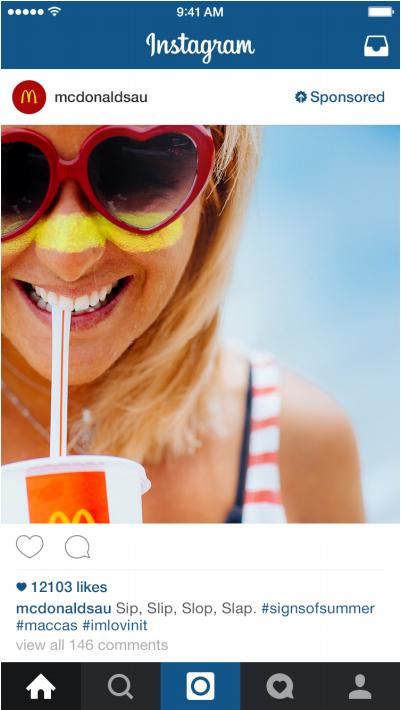"""McDonald's e """"la magia dell'estate"""""""