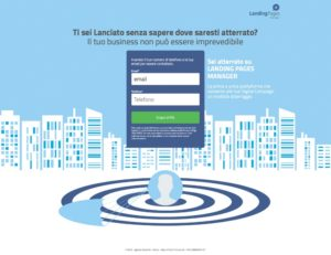 Landing Page semplice